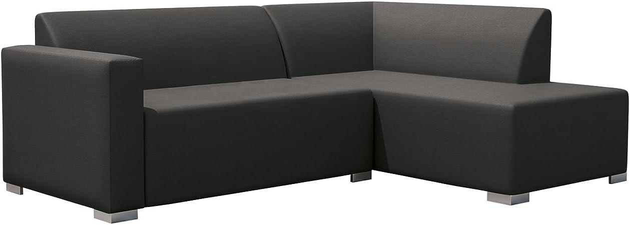 Amazon.com : Transcontinental Group Torino Left Corner Sofa ...