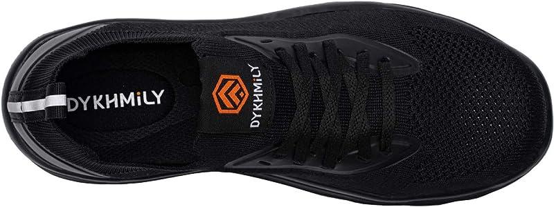 Amazon.com: DYKHMATE Steel Toe Shoes