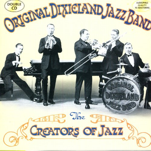 The Creators of Jazz cover