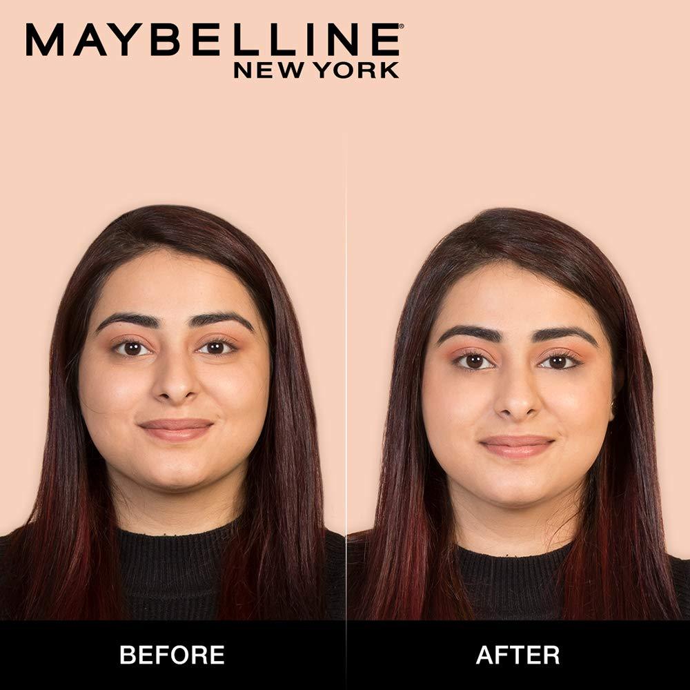 Maybelline Fit Me Liquid Concealer Makeup, Natural Coverage, Oil-Free, Light, 0.23 Fl Oz (Pack of 1) : Concealers Makeup : Garden & Outdoor