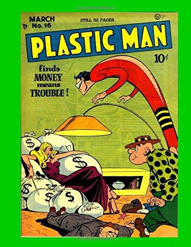 Plastic Man #16: Jack Cole's Wacky Superhero - All Stories - No Ads pdf
