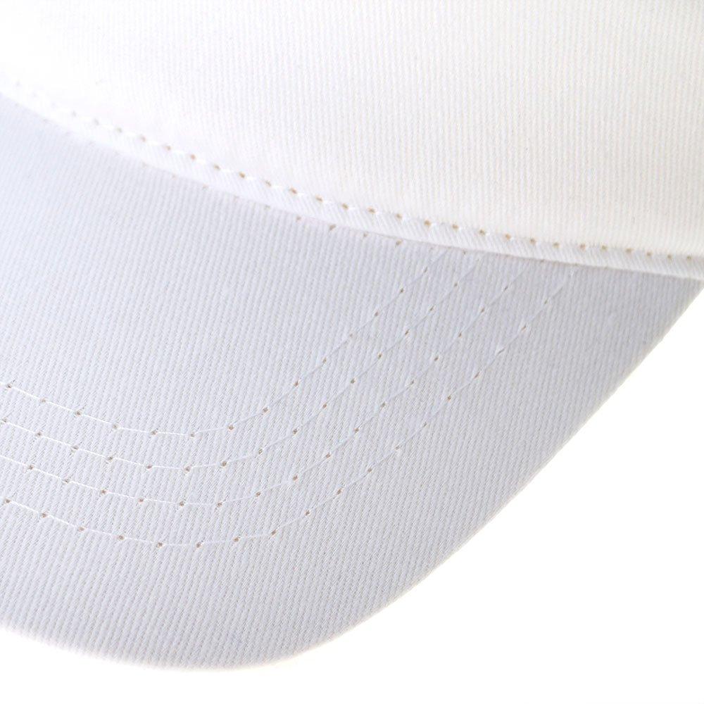 Opromo 100/% Cotton Kids Visors Children Adjustable Plain Sports Visor Sun Cap-Purple-1 pcs