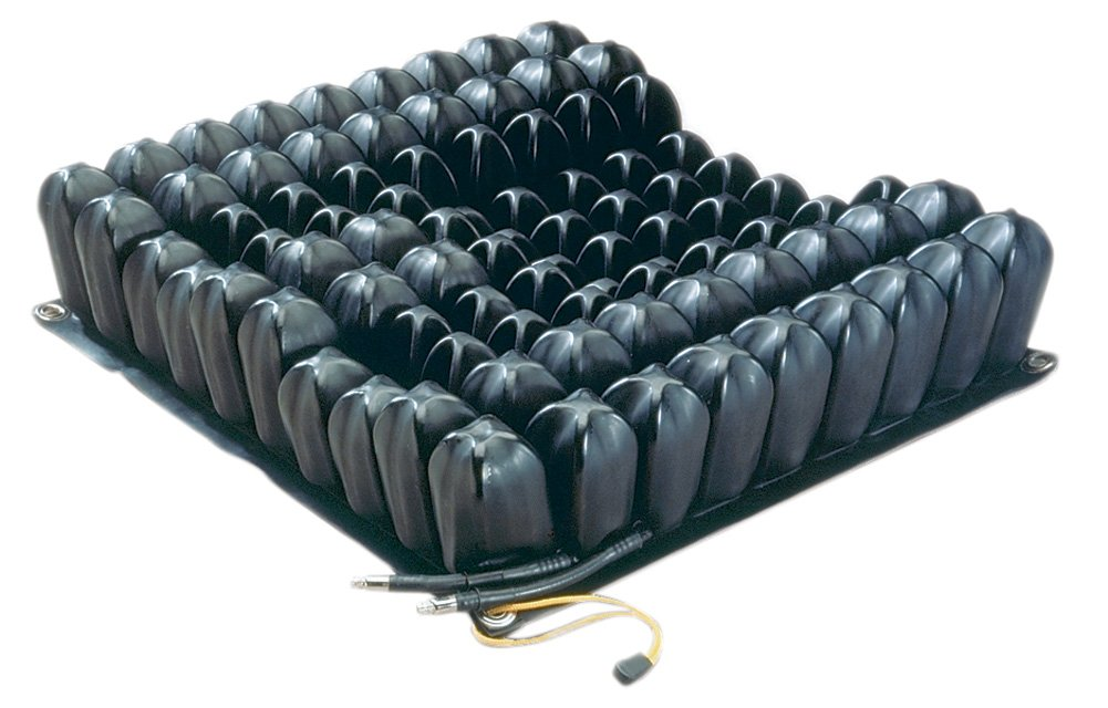 Amazon.com: Roho Enhancer Wheelchair Cushion - Seat Size (Width x Depth)  18