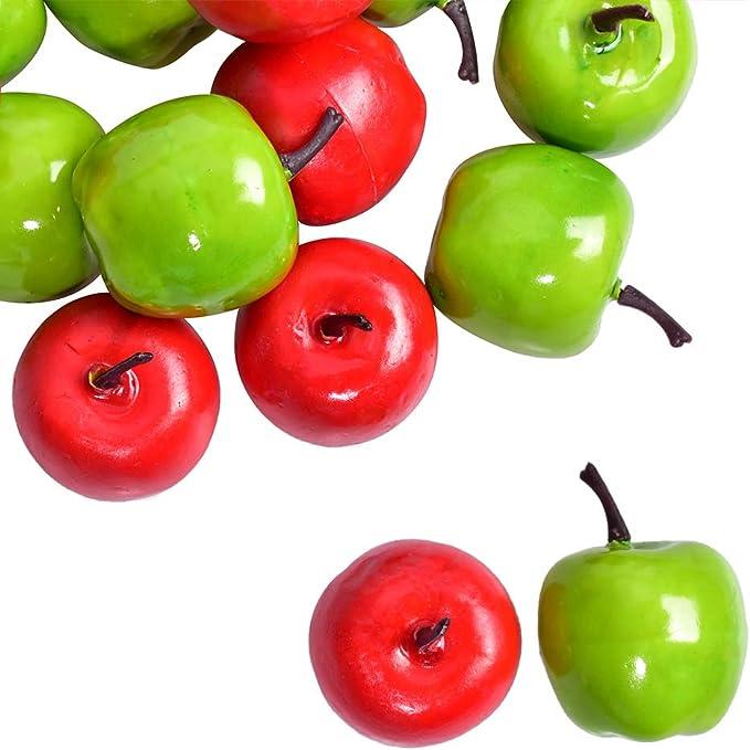 De toalla cerezas puntos gris blanco rojo verde 1,50m ancho