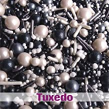 Tuxedo Gluten GMO Nut Dairy Soy Free Cake Decoration