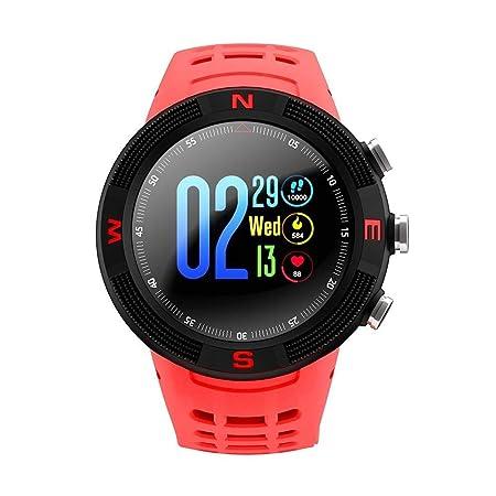 QYLJX Smart Watch, GPS Sports Smartwatch Bluetooth 4.2 IP68 ...