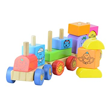 Wooden Toys For 1 Year Old Character Wooden Wooden Train Set