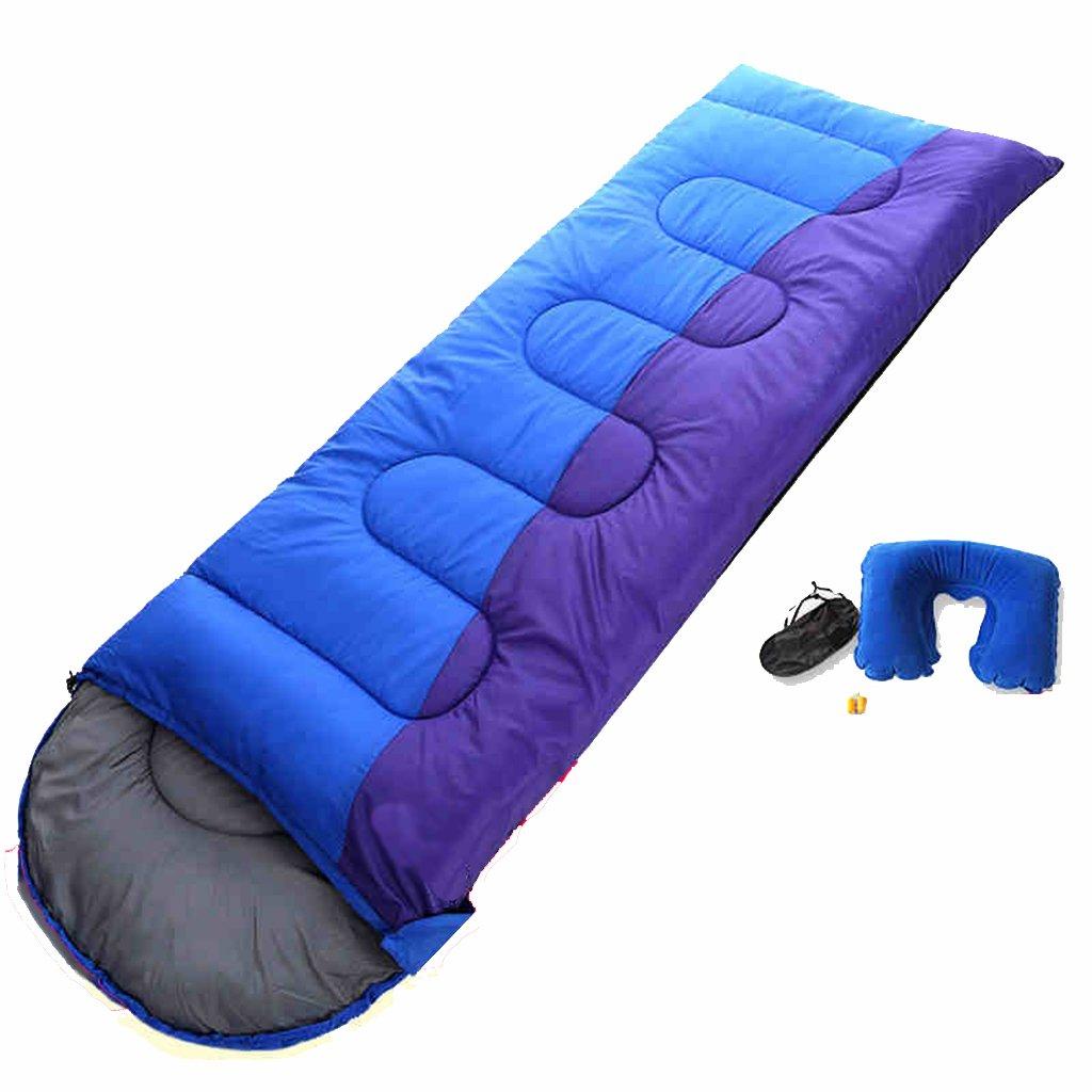Erwachsener Im Freien Kampierender Schlafsack, Einzelnes Im Innenraum Warmer Spielraum-Beutel, - 10 ℃ Portable 2.65kg Fall- Oder Winter-warmer Schlafsack
