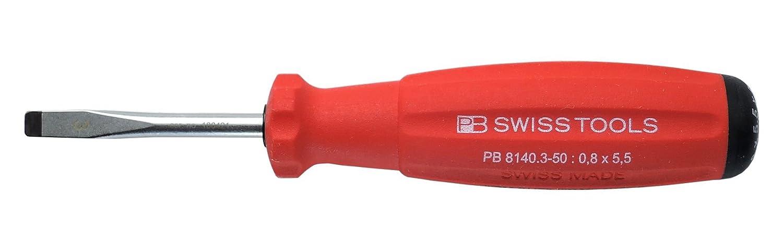 PB(ピービー) スイスグリップ・マイナスドライバー -8100 8140-3-50