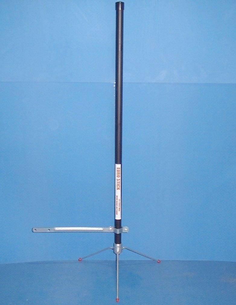 /2000/MHz Base esc/áner de antena//antena EuroStick DX 25/