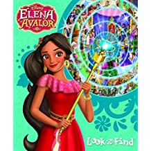 Disney Elena of Avalor Look and Find Book Hardcover (PiKids Media) Phoenix International - ISBN 9781503707900