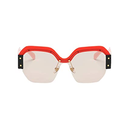 a74689368b2 Image Unavailable. Image not available for. Color  Sunglasses-SFE-Retro Big  Frame sunglasses