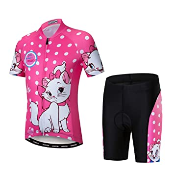 231d9f20b weimostar Kids Cycling Jersey Set Bike Jersey Shorts Children Road Mountain  MTB Bicycle Clothes Top bottom