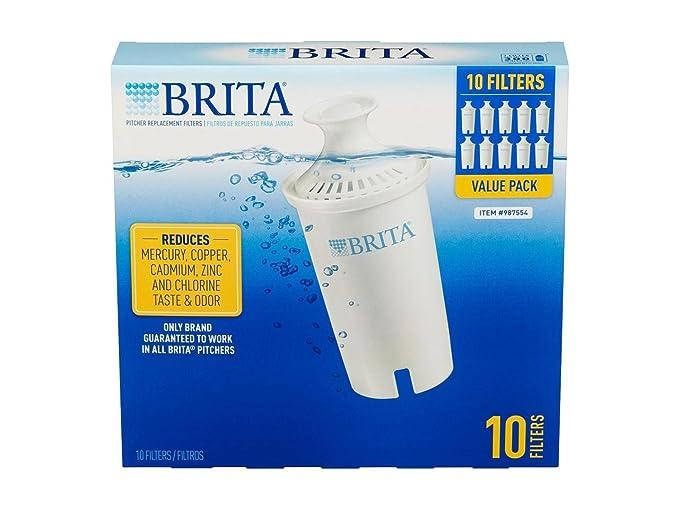 Review Brita Advanced Pitcher Filter