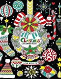 Christmas Coloring Book for Adults: Big Book for