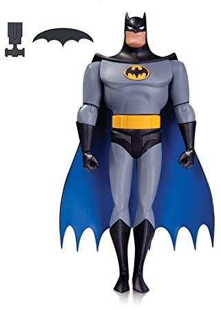 Dc comics batman animated series action figure full colour toy dc comics quotbatman animated seriesquot action figure voltagebd