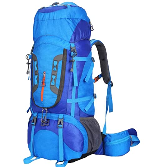 Amazon.com : QIANDING dengshanbao ZF Professional Outdoor Mountaineering Bag Multi-Function Ultra Light Outdoor Waterproof Travel Camping Hiking Riding ...