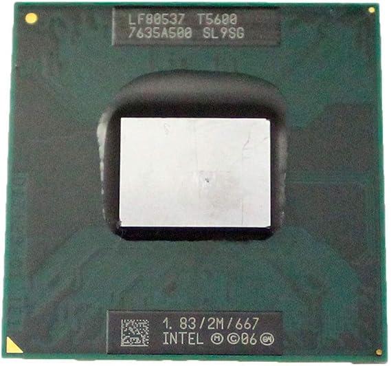 100/% NEW Intel Core 2 Duo T5600 SL9U7 LF80537 1.83//2M//667 CPU Processor