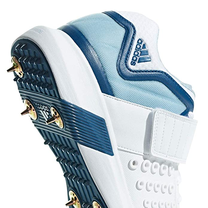 best loved 83619 de4a0 Adidas Vector Mid Cricket Zapatilla Running De Clavos - SS19 Amazon.es  Zapatos y complementos
