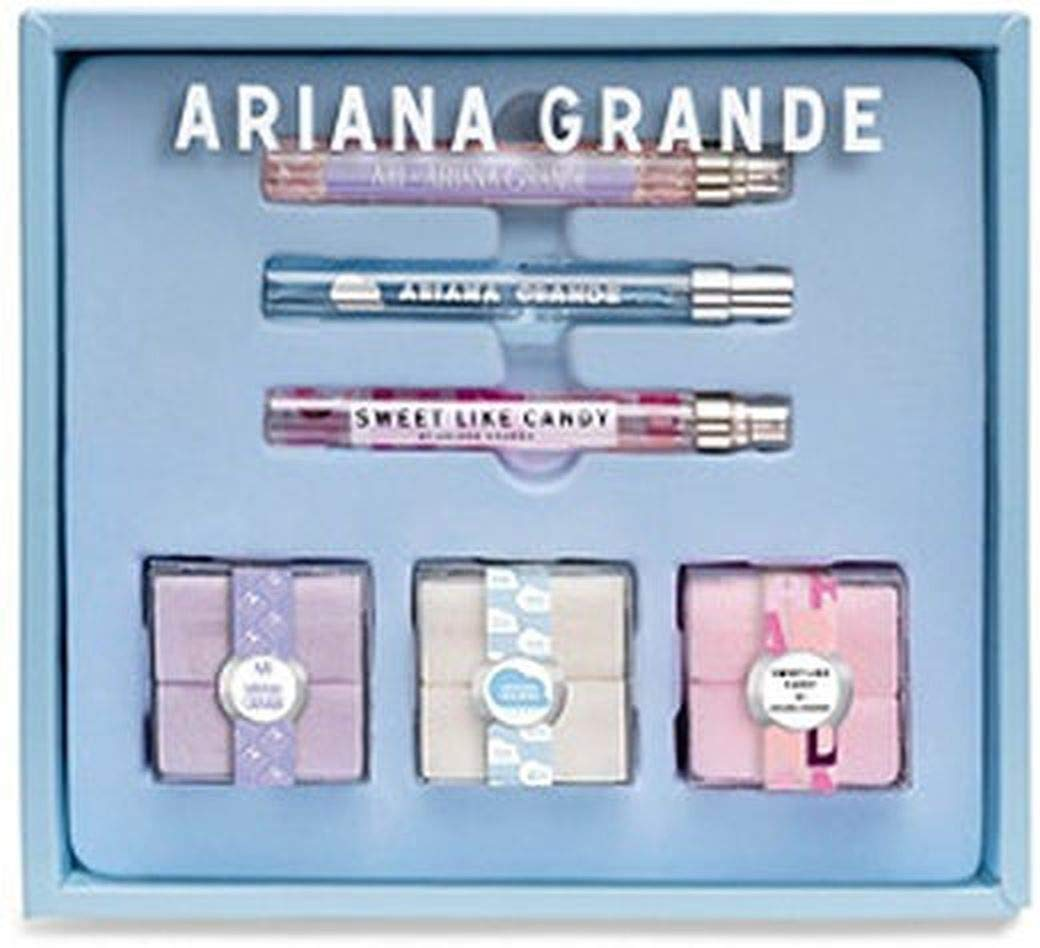 Ariana Grande Sugar Cube & Parfum Spray Pen Set