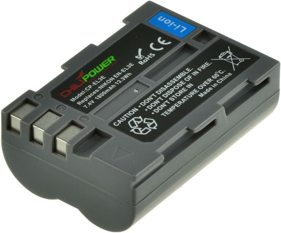 USB Charger  for NIKON D900 D-900 D700 EN-EL3e EN-EL3 e ENEL3E 2 Battery