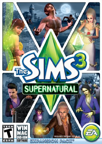 The Sims 3 Supernatural (The Sims 3 Games)
