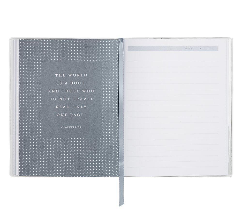 kikki.K - Diario de viaje (PVC), diseño de mundo: Amazon.es ...