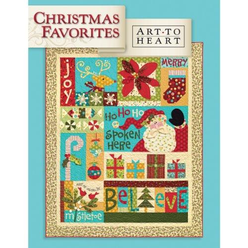 Art To Heart -Christmas Favorites