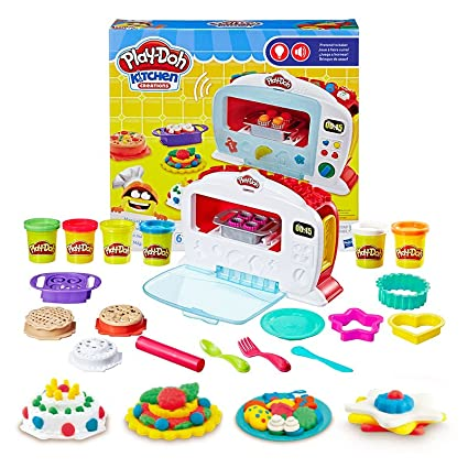play doh kitchen creations magical oven - Kitchen Creations