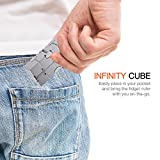 JOEYANK New Version Fidget Finger Toy - Infinity Cube,Fidget cube for Stress and Anxiety relief/ADHD,Ultra Durable