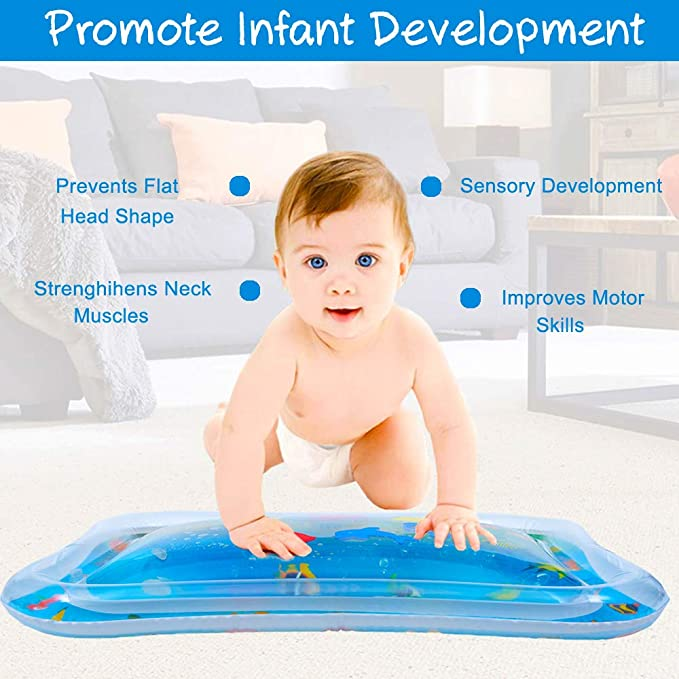 Amazon.com: JUOIFIP Inflable Tummy Time Premium ...