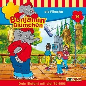 Benjamin als Filmstar (Benjamin Blümchen 14) Hörspiel