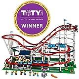 LEGO Creator Expert Roller Coaster 10261 Building Kit , New 2019 (4124 Piece)