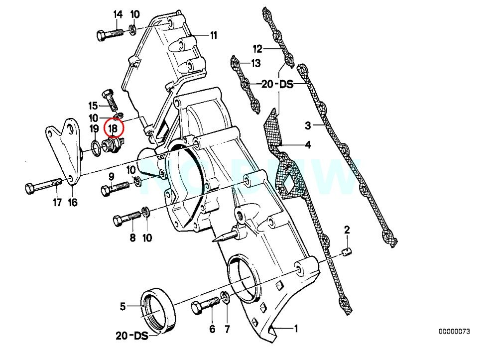Amazon Com Bmw Genuine Temperature Switch Automotive