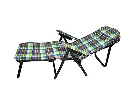 Sedie A Sdraio Imbottite : Metal far sedia poltrona sdraio tahiti interno esterno imbottita