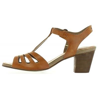 Sandales pour Femme KICKERS 470600-50 SEATTLE 114 CAMEL LM6FQx3q