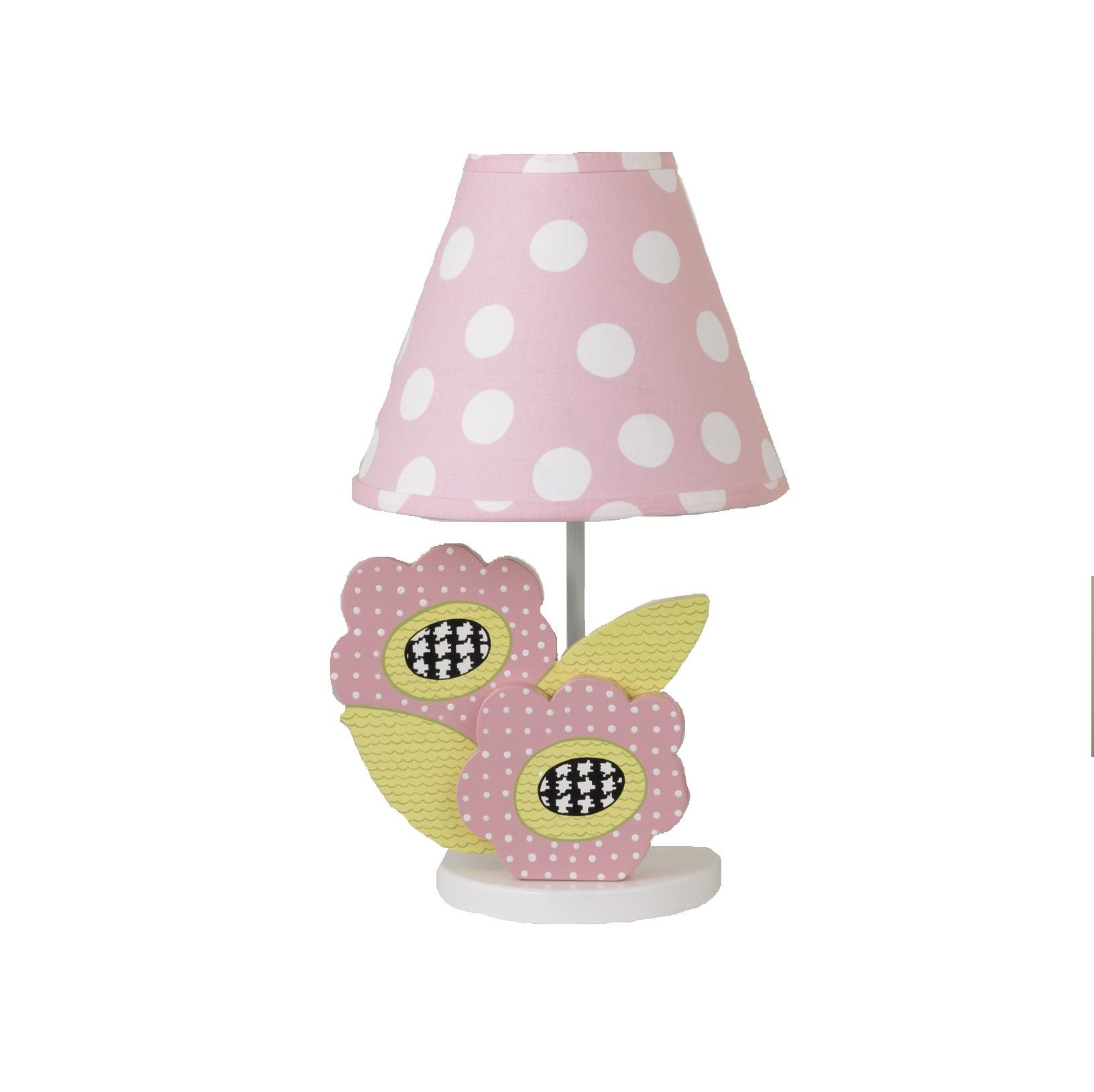 Cotton Tale Designs Poppy Decorator Lamp by Cotton Tale Designs