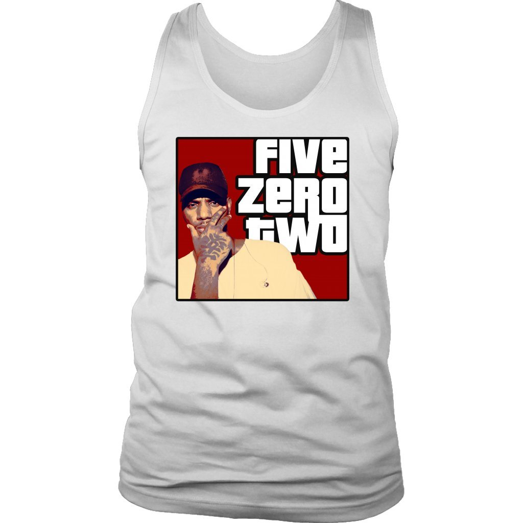 FiveZeroTwo Bryson Tiller Trapsoul 502 Rap Tank Top
