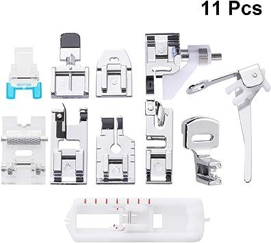 Healifty 11 unids/Set máquina de Coser Profesional prensatelas ...
