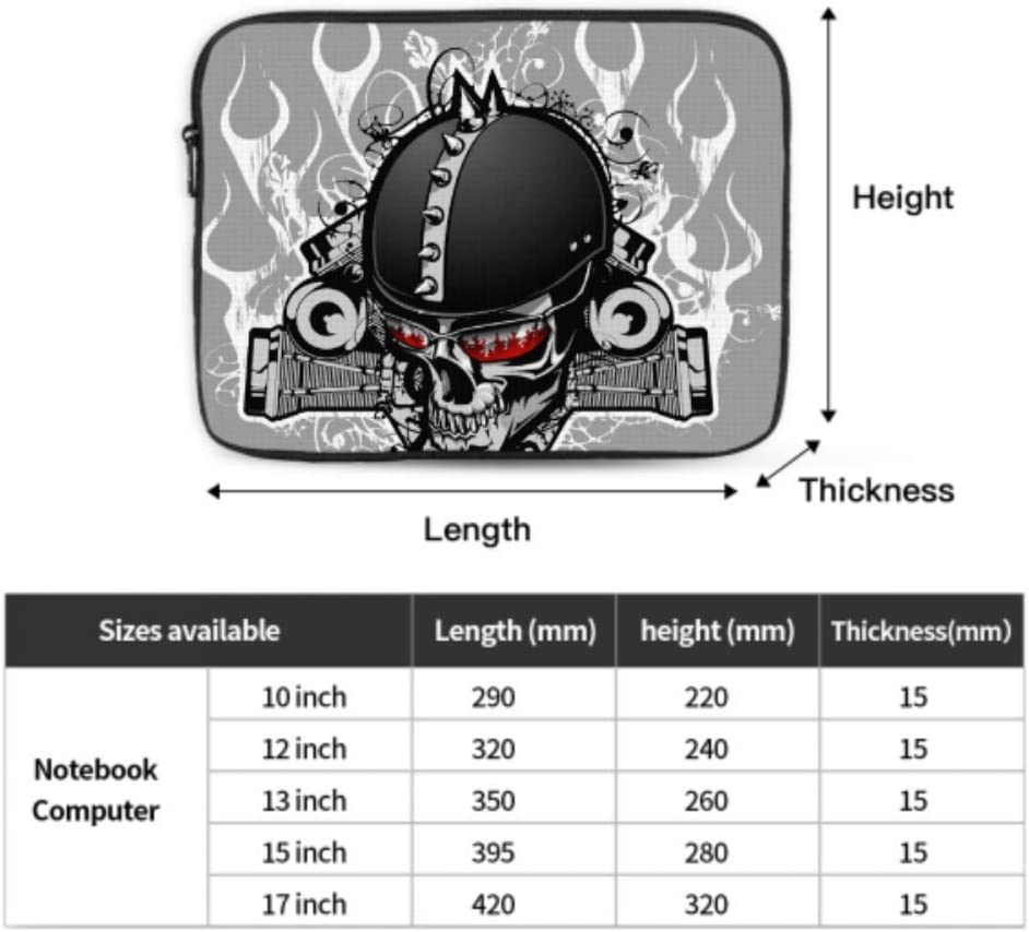 Mac Book Covers Cartoon Motorcycle Helmet MacBook Pro A1708 Case Multi-Color /& Size Choices/10//12//13//15//17 Inch Computer Tablet Briefcase Carrying Bag