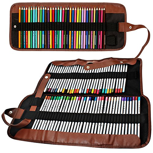 Colored Pencils Organizer SENHAI Rollable product image