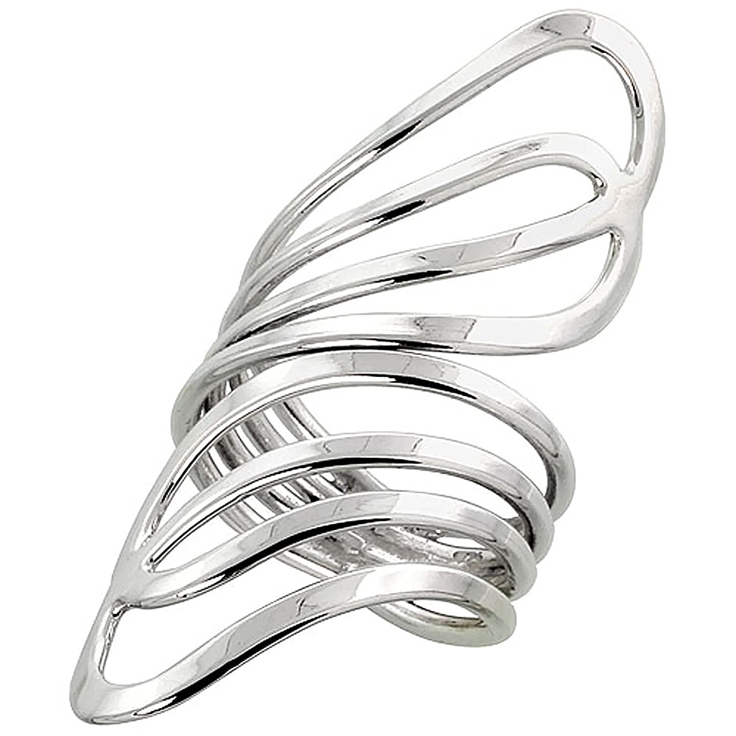 sterling rings fleur size silpada artsy belle stacking jewelry ring stack silver