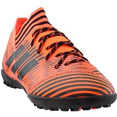 3934f1702d3 adidas Nemeziz Tango 17.3 Turf Shoe - Men s Soccer 7 Solar Orange Core Black