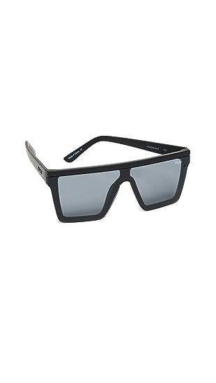 Quay Hindsight - Gafas de sol para mujer, Negro (Negro ...