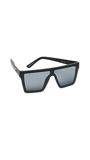 Amazon.com: Quay Australia hindsight anteojos de sol en ...