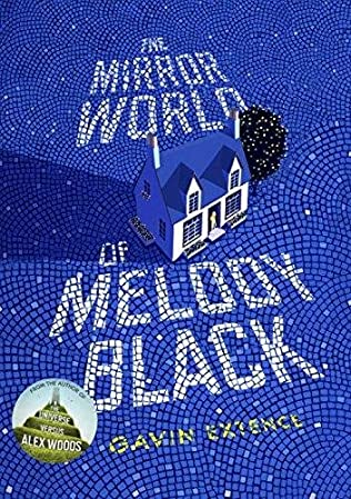 book cover of The Mirror World of Melody Black