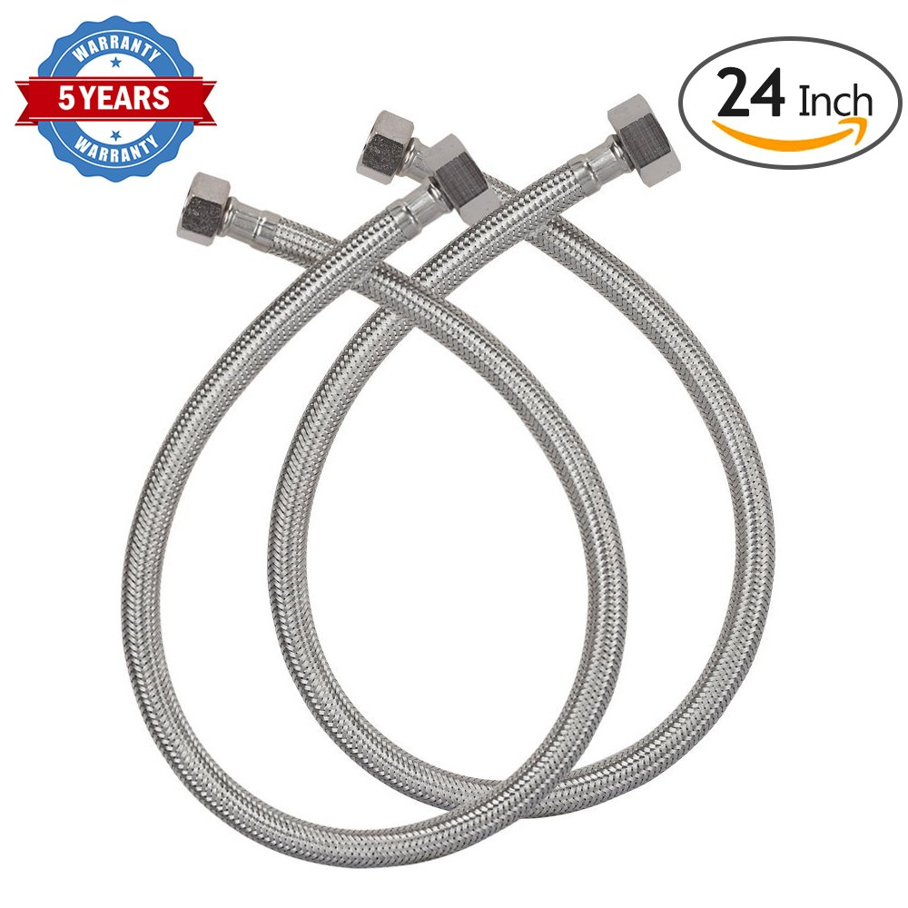 Plumbing Faucet Supply Lines | Amazon.com