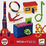Djeco - Jeu de construction - Deco Tress 450 pièces