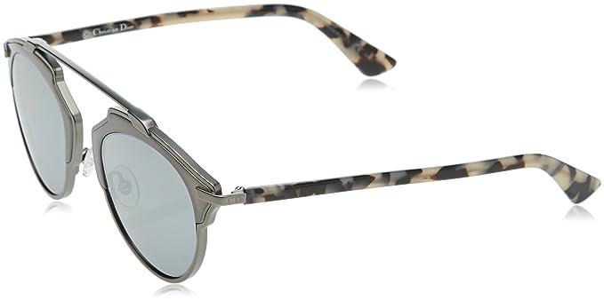 Dior DIORSOREAL T4 RJG Gafas de sol, Marrón (Matte Dark Ruth ...