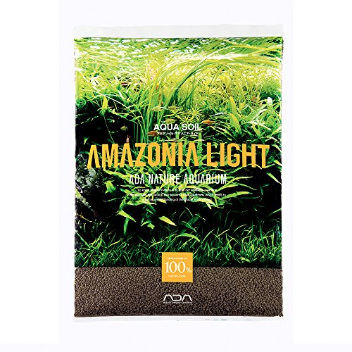 ADA Aqua Soil Amazonia LIGHT (9 Liter) Normal Type by Aqua Design Amano